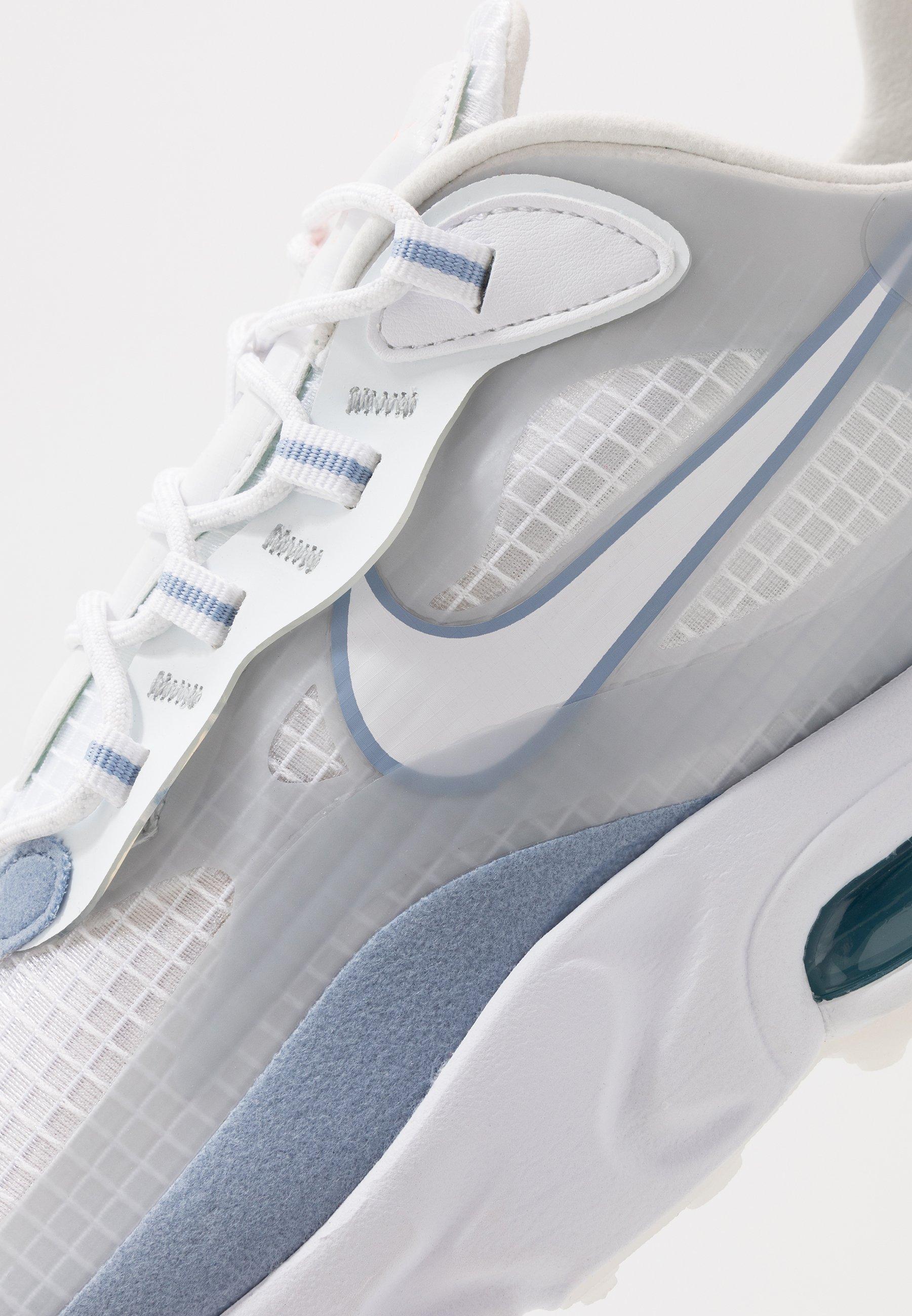 AIR MAX 270 REACT SE Sneakers whitepure platinumindigo foghyper crimson
