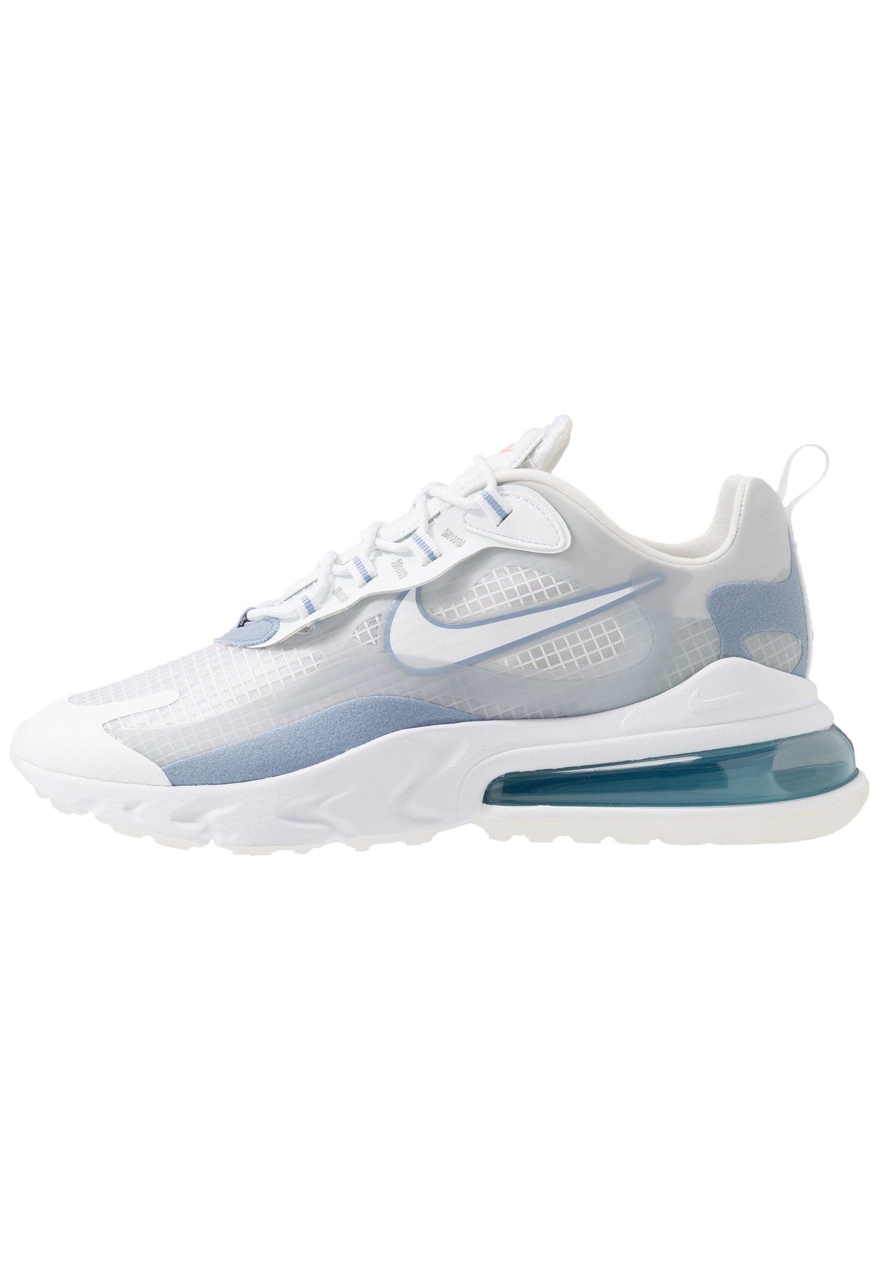 AIR MAX 270 REACT SE Sneakers basse whitepure platinumindigo foghyper crimson