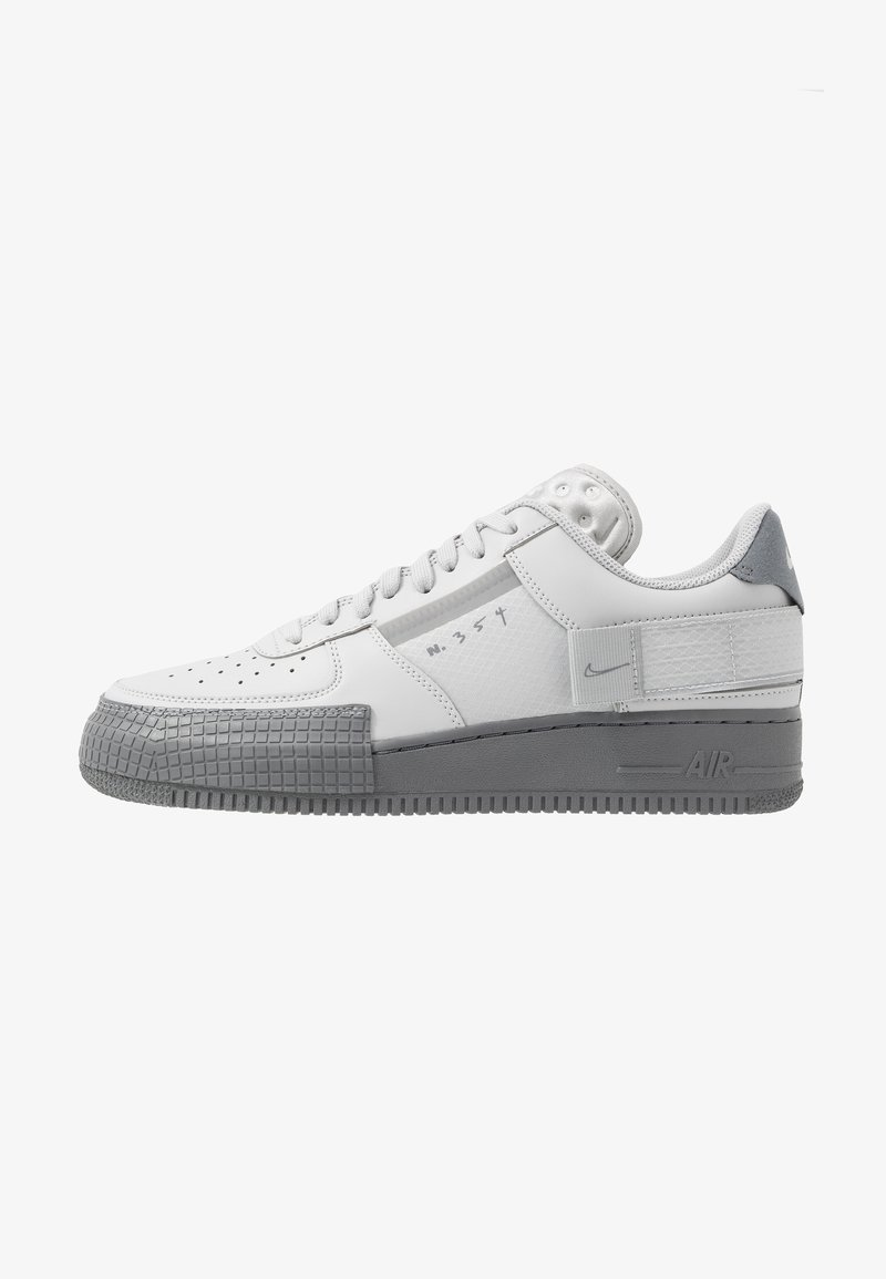Nike Sportswear - AF1-TYPE  - Matalavartiset tennarit - grey fog/cool grey