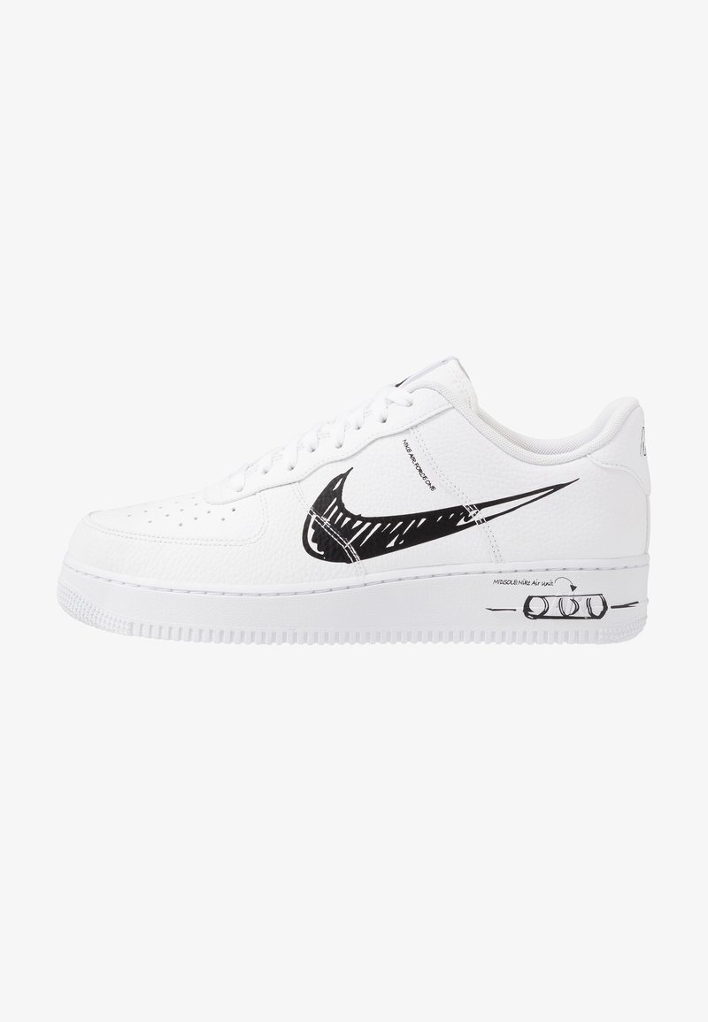 Nike Sportswear - AIR FORCE 1 - Trainers - white/black
