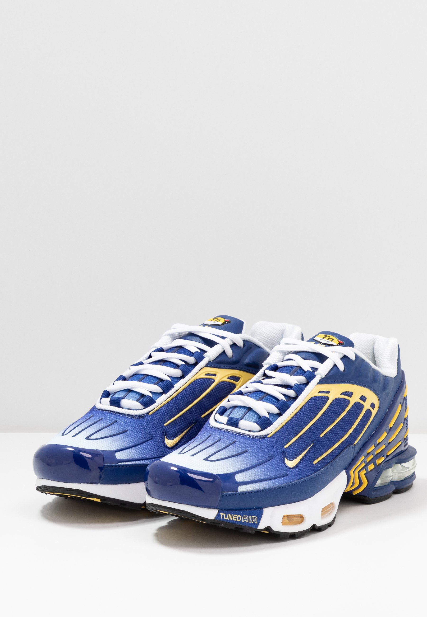 Nike Air Max Plus Tn Tuned OG Hyper Blue Black Yellow White
