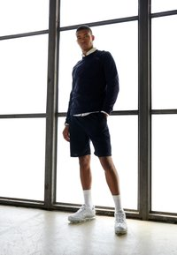 Nike Sportswear - AIR VAPORMAX 360 - Sneakersy niskie - white/reflect silver/black/metallic silver - 0