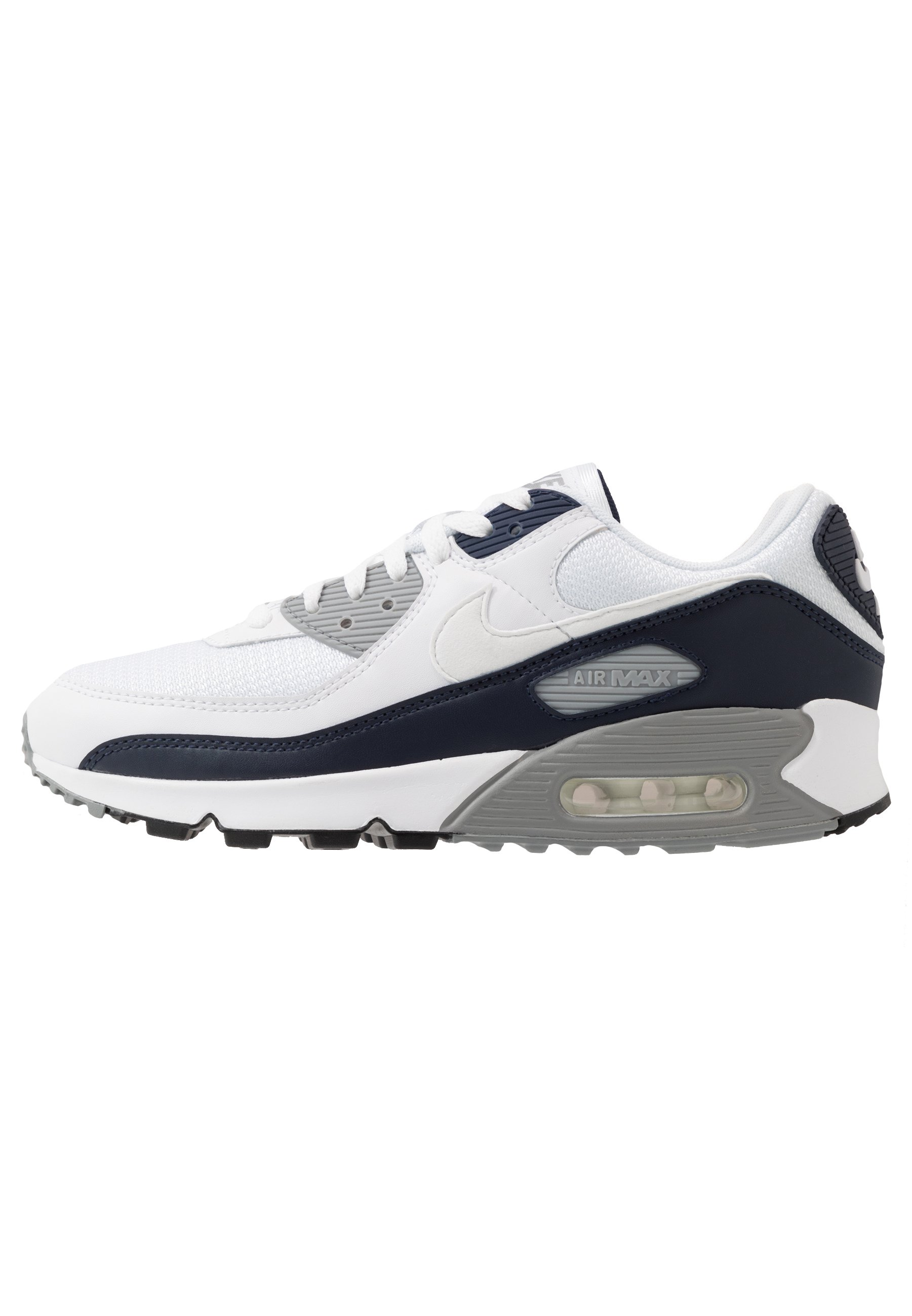 AIR MAX 90 Baskets basses whiteparticle greyobsidian