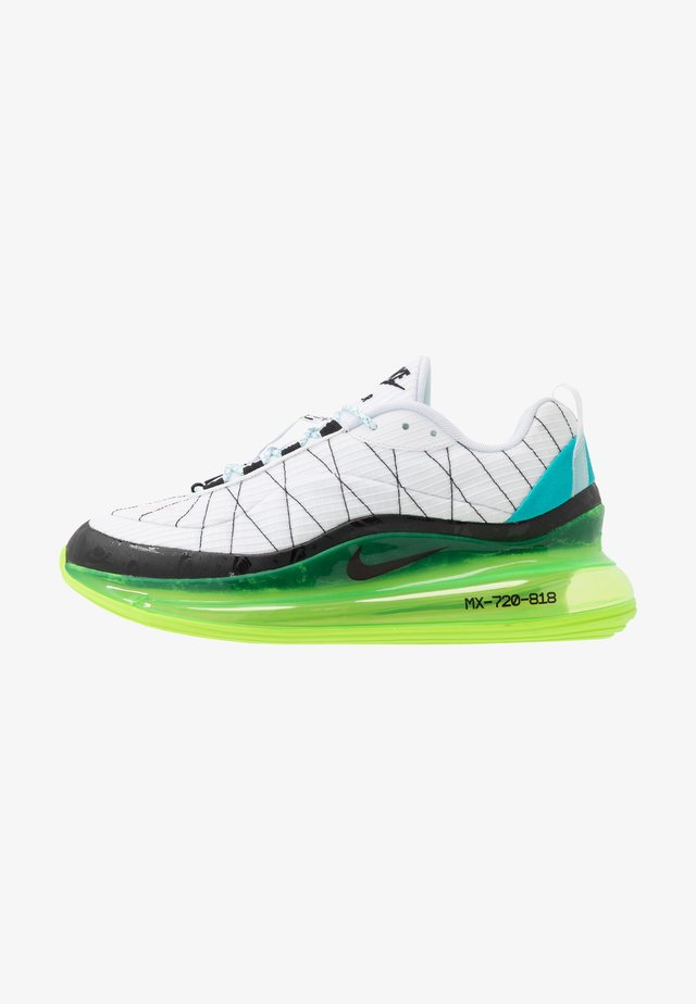 MX-720-818 - Tenisky - white/black/ghost green/oracle aqua/washed coral