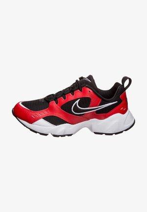 Sneakers laag - black / university red / white