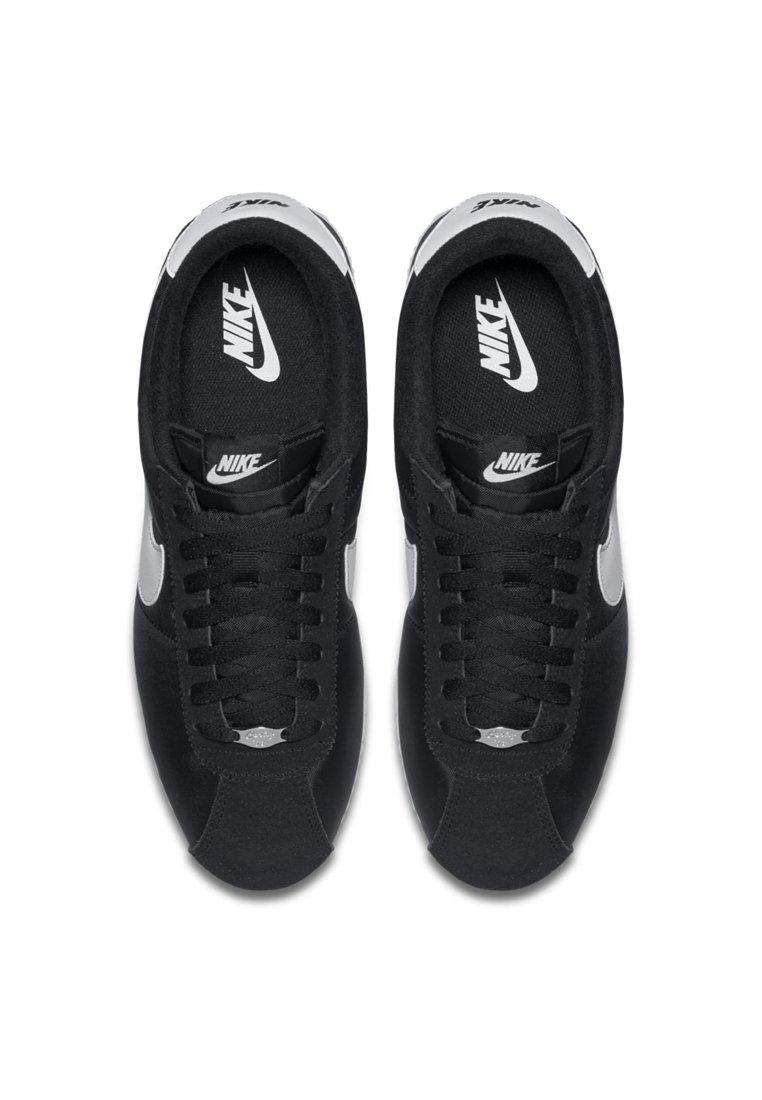 Nike Sportswear Cortez - Baskets Basses Black/metallic Silver/white