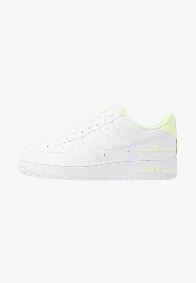 AIR FORCE 1 '07 LV8 - Sneakers basse - white/barely volt