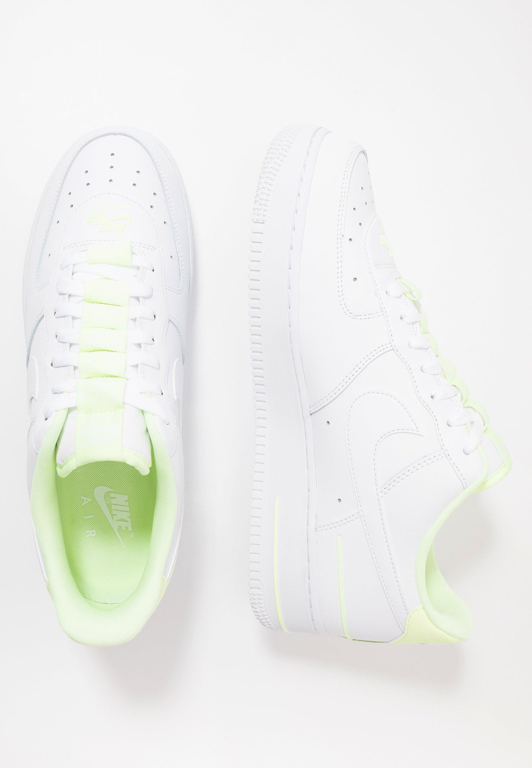 Ricreazione Mediatore Cavo  Nike Sportswear AIR FORCE 1 '07 LV8 - Sneakers basse - white/barely volt