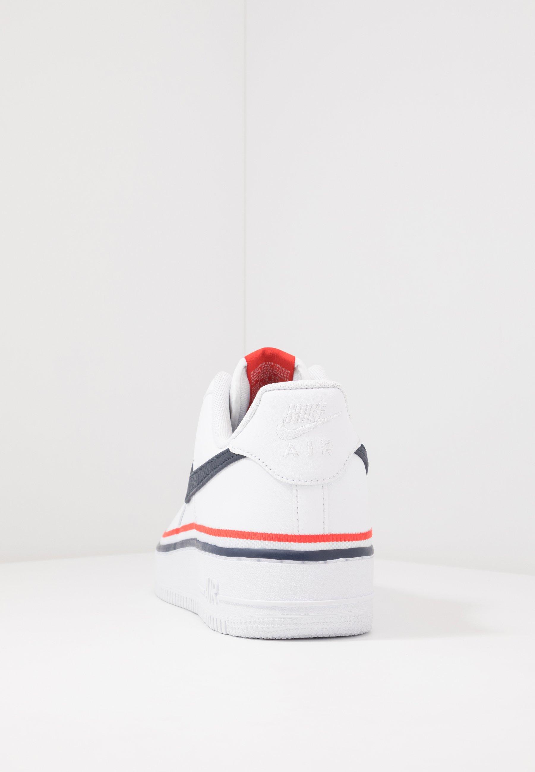 Nike Sportswear AIR FORCE Sneaker low obsidianwhite