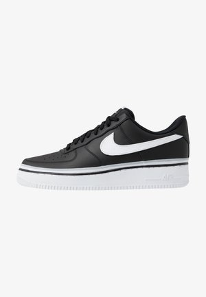 AIR FORCE 1 '07 LV8  - Sneakersy niskie - black/white/wolf grey