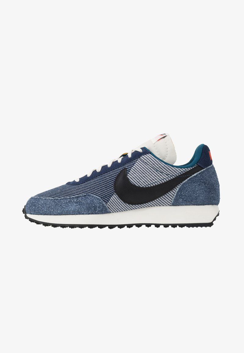 Nike Sportswear - AIR TAILWIND 79 SE - Trainers - midnight navy/black/blue force/sail/team orange