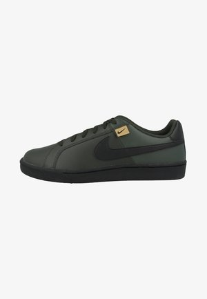 SCHUHE COURT ROYALE TAB - Sneakersy niskie - green