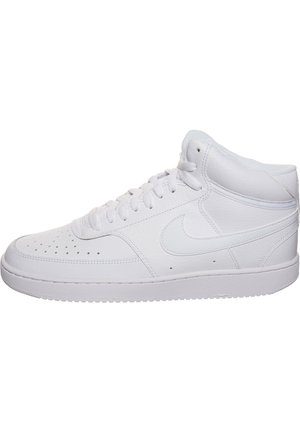 COURT VISION MID SNEAKER HERREN - Sneakers hoog - white