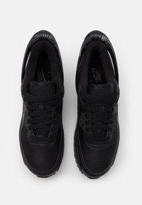 Nike Sportswear - AIR MAX 90 FLYEASE - Sneakers laag - black - 3