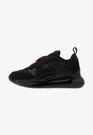 AIR MAX 720 SLIP  OBJ - Sneakers laag - black/total orange