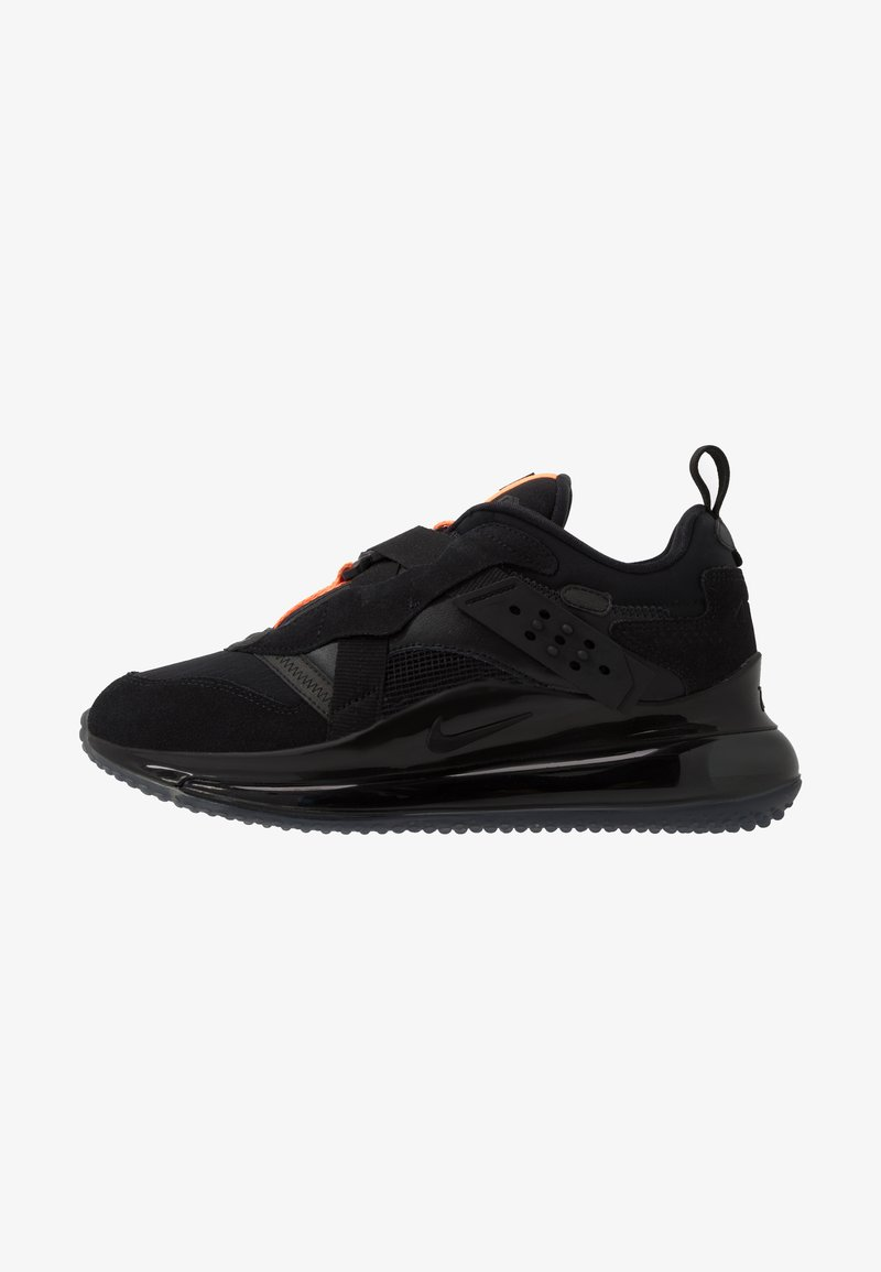 Nike Sportswear - AIR MAX 720 SLIP  OBJ - Sneakersy niskie - black/total orange