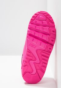 Nike Sportswear - AIR MAX 90  - Sneakersy niskie - laser fuchsia/white - 5