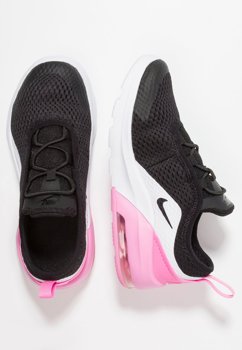 Nike Sportswear - AIR MAX MOTION 2  - Sneakers laag - black/metalic silver/psychic pink/white
