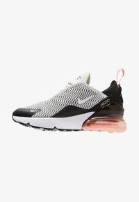 Nike Sportswear - AIR MAX 270 - Zapatillas - platinum tint/white/black/bleached coral - 0