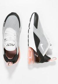 Nike Sportswear - AIR MAX 270 - Zapatillas - platinum tint/white/black/bleached coral - 1