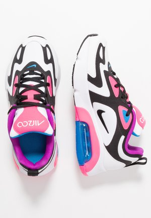 AIR MAX 200 - Matalavartiset tennarit - white/black/hyper pink/photo blue