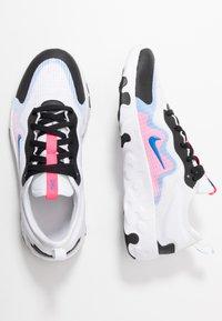 Nike Sportswear - RENEW LUCENT - Sneakers basse - white/photo blue/hyper pink/black - 0