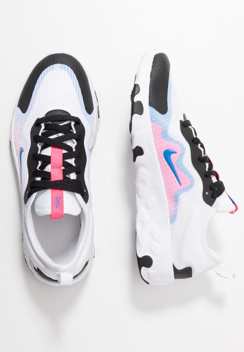 Nike Sportswear - RENEW LUCENT - Sneakers basse - white/photo blue/hyper pink/black