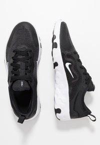 Nike Sportswear - RENEW LUCENT - Sneakers basse - black/white - 0