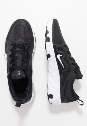 RENEW LUCENT - Sneakers basse - black/white