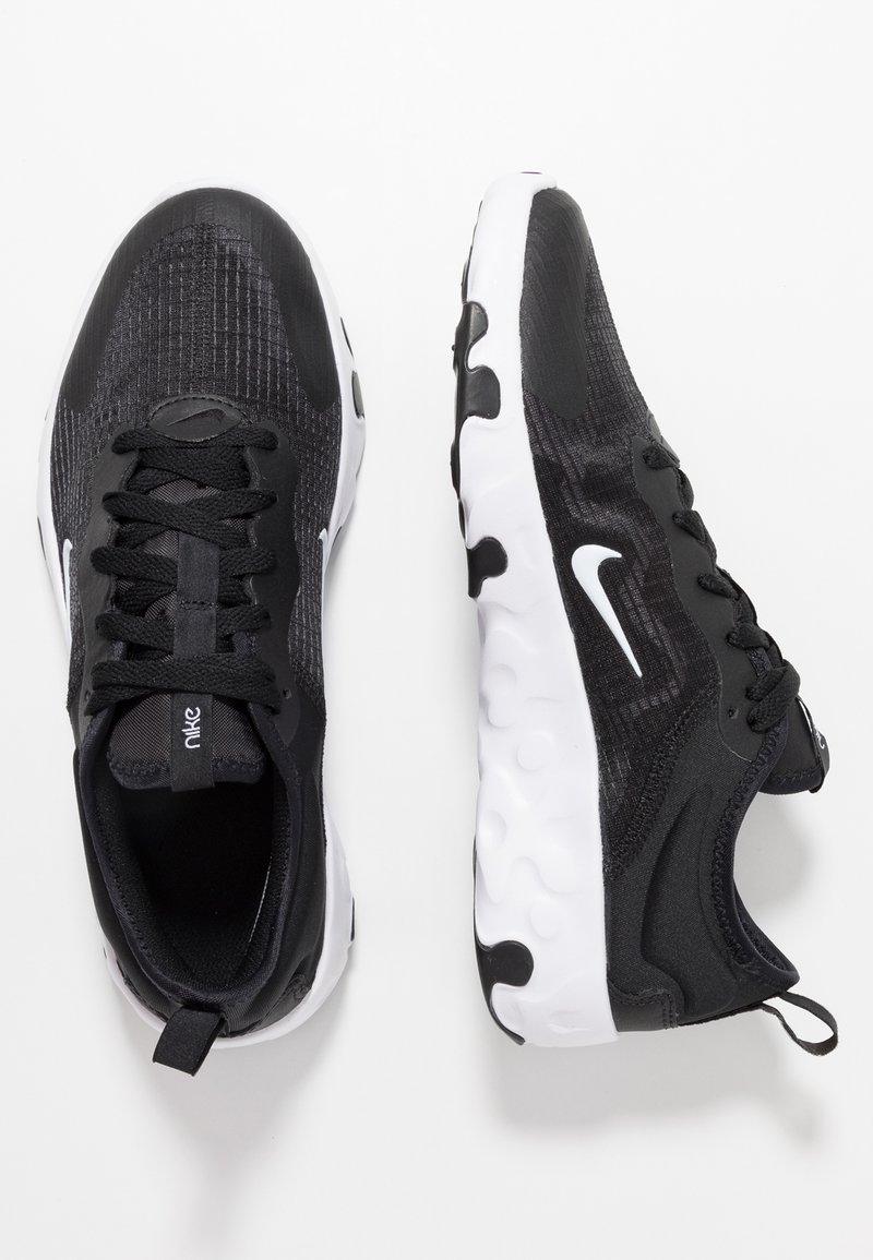 Nike Sportswear - RENEW LUCENT - Baskets basses - black/white