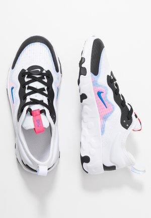 RENEW LUCENT - Scarpe senza lacci - white/photo blue/hyper pink/black