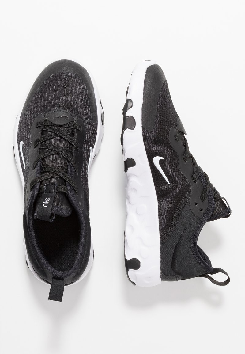 Nike Sportswear - RENEW LUCENT PS - Slippers - black/white