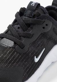 Nike Sportswear - RENEW LUCENT - Scarpe senza lacci - black/white - 2