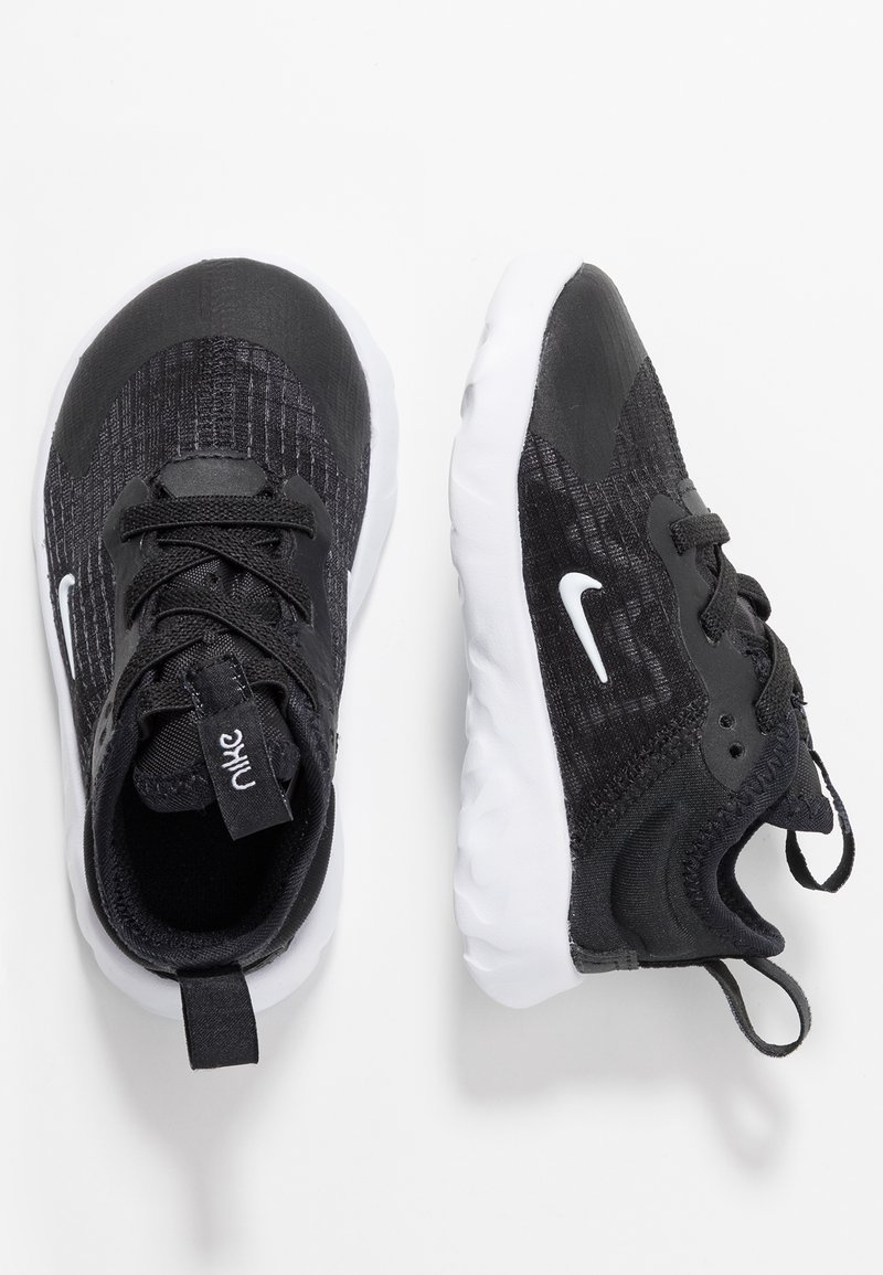 Nike Sportswear - RENEW LUCENT - Instappers - black/white