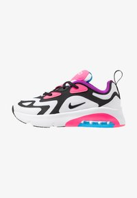 Nike Sportswear - AIR MAX 200 - Zapatillas - white/black/hyper pink/photo blue - 1