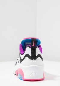 Nike Sportswear - AIR MAX 200 - Zapatillas - white/black/hyper pink/photo blue - 4