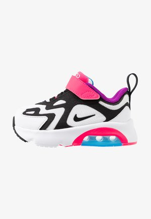 AIR MAX 200 - Baskets basses - white/black/hyper pink/photo blue