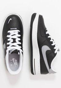 Nike Sportswear - AIR FORCE 1 - Baskets basses - black/wolf grey/white - 0