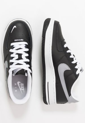 AIR FORCE 1 - Sneakers laag - black/wolf grey/white