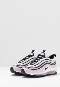 Nike Sportswear - AIR MAX 97 - Tenisky - iced lilac/black/photon dust/white - 3