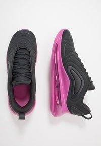 Nike Sportswear - AIR MAX 720 - Tenisky - off noir/cosmic fuchsia/iced lilac - 0