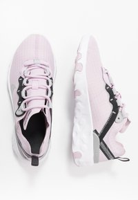 Nike Sportswear - RENEW ELEMENT 55 - Tenisky - iced lilac/metallic silver/off noir/light smoke grey - 0