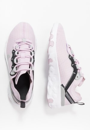 RENEW ELEMENT 55 - Sneakers laag - iced lilac/metallic silver/off noir/light smoke grey