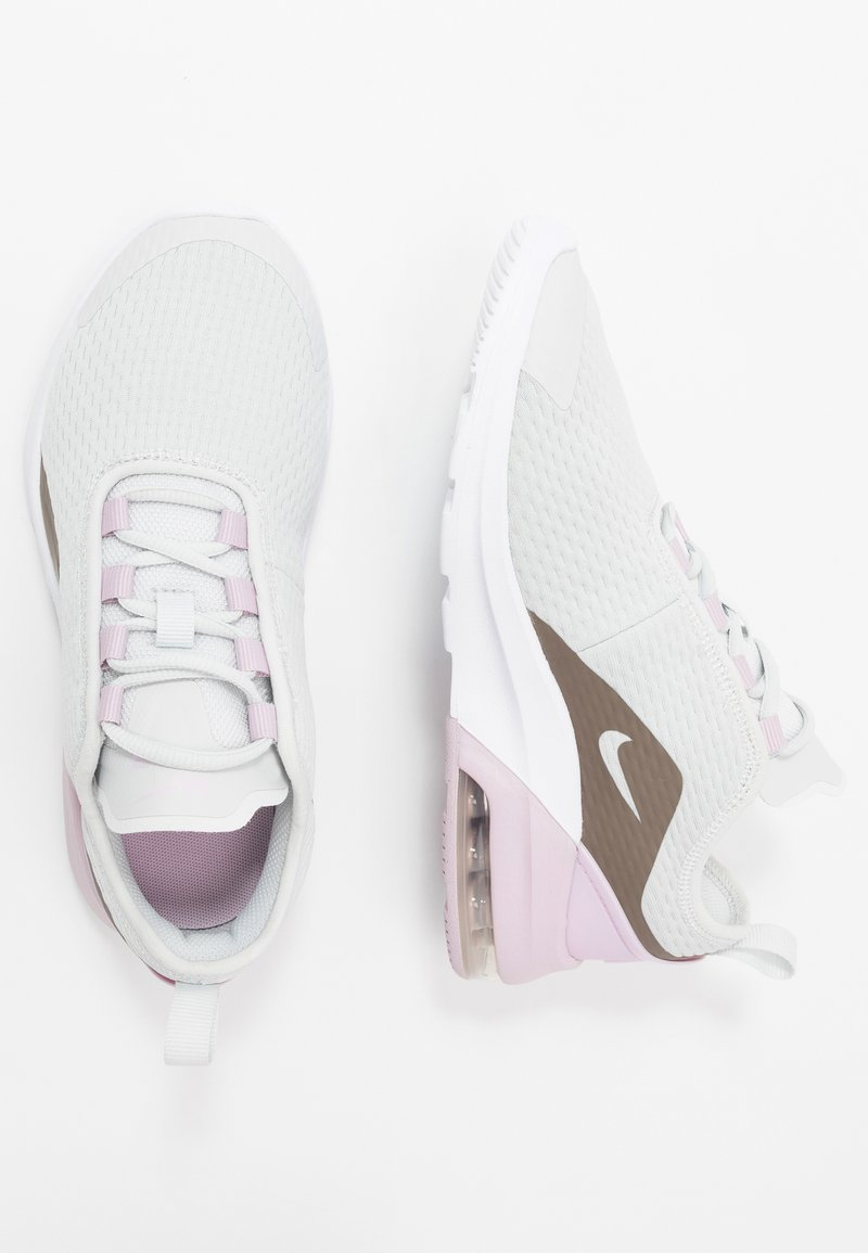 Nike Sportswear - AIR MAX MOTION - Trainers - photon dust/white/iced lilac/smoke