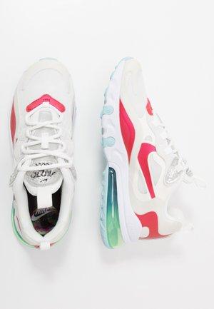 AIR MAX 270 REACT BG - Sneakers laag - summit white/multicolor/platinum tint/white