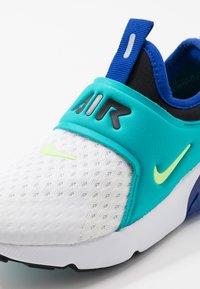Nike Sportswear - AIR MAX 270 EXTREME - Slip-ons - white/ghost green/oracle aqua/hyper blue - 2