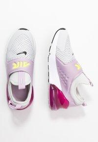 Nike Sportswear - AIR MAX 270 EXTREME - Nazouvací boty - photon dust/lemon/iced lilac/black - 0