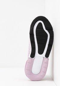 Nike Sportswear - AIR MAX 270 EXTREME - Nazouvací boty - photon dust/lemon/iced lilac/black - 5