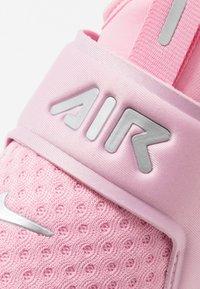 Nike Sportswear - AIR MAX 270 EXTREME - Slip-ons - pink/metallic silver/white - 2