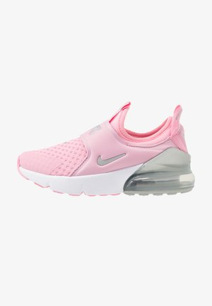 AIR MAX 270 EXTREME - Loafers - pink/metallic silver/white